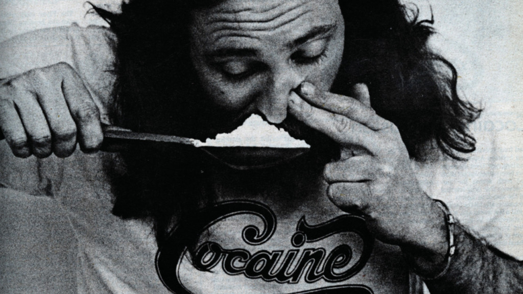 Capa - Cocaine